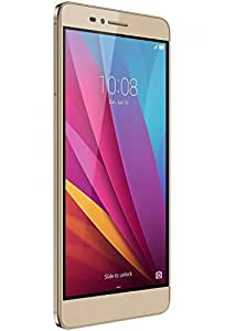 New Unlocked Honor 5X (Gold, 16GB) 13MP primary camera 5.5-inch Android