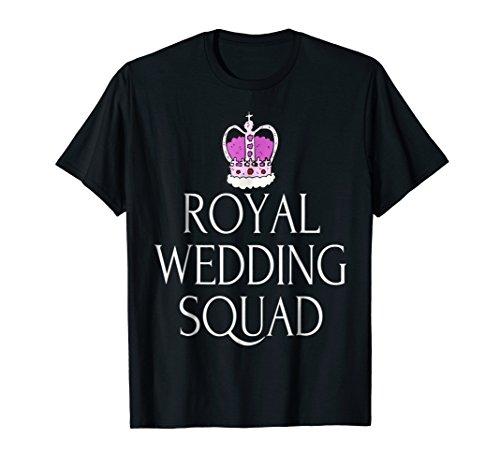 Harry & Meghan Royal Wedding Shirt 2018 Watch Party Souvenir