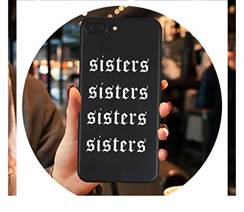 Sisters James Charles Phone case for iPhone X XR XS Max 8 7 6s Plus 5s for Samsung Galaxy s8 s9 Plus s7 Edge Phone Cases,18742,for Samsung s8 Plus