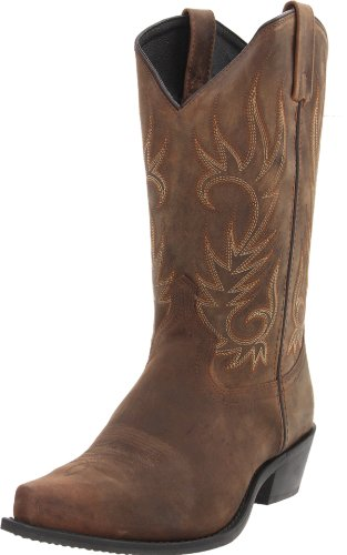 Laredo Mens Willow Creek Boot Svart