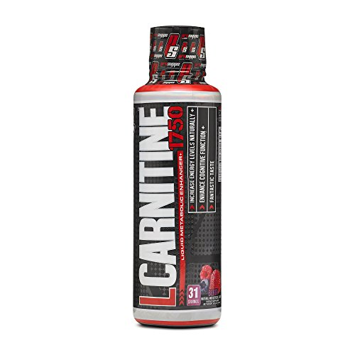 Pro Supps L Carnitine 1750 Berry