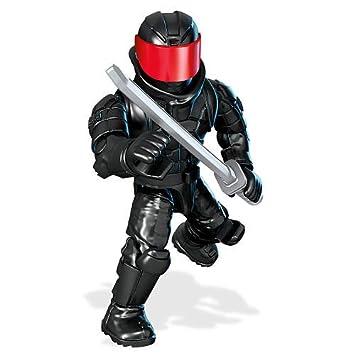 Mega Bloks Teenange Mutant Ninja Turtles, Foot Soldier ...