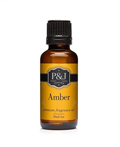 Amber Fragrance Oil - Amber Fragrance Oil - Premium Grade Scented Oil - 30ml