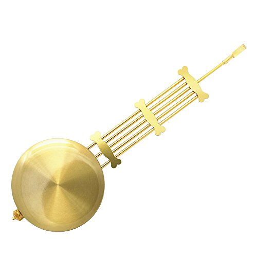 Clock Accessory short metal Pendulum 13g 15cm length DIY Clock Kits 15cm length