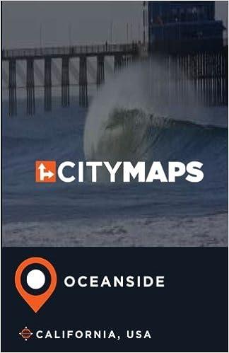 City Maps Oceanside California, USA: James McFee ...