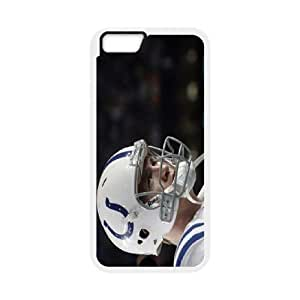 Generic Cell Phone Cases For Apple Iphone 4s Cell Phone Design With 2015 NFL #18 Peyton Manning Denver Broncos NFL niy-hc843794