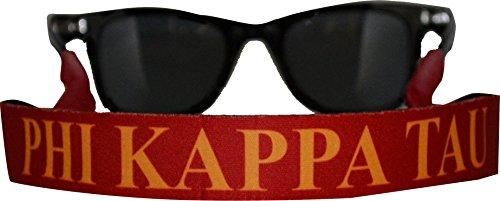Phi Kappa Tau - Sunglass Strap - Two Color ()