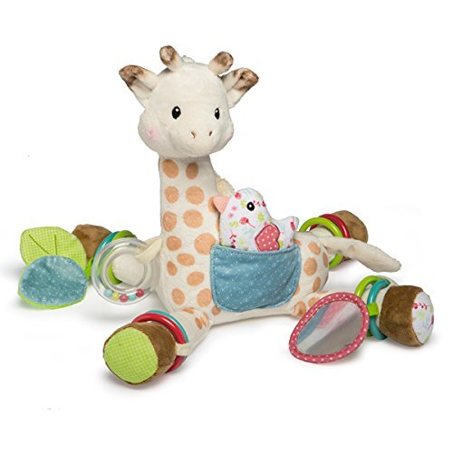 Mary Meyer Sophie la Giraffe Activite' Activity Toy (Sophie The Giraffe Best Price)