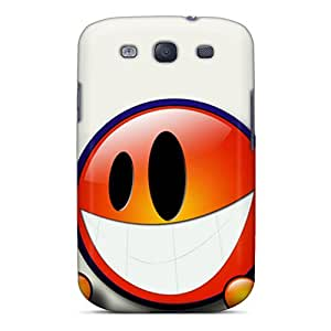 Waterdrop Snap-on Smilie 3d Case For Galaxy S3
