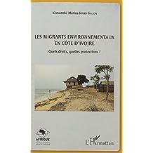 Les migrants environnementaux en Côte d'Ivoire