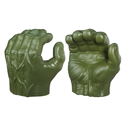 Marvel Avengers Hulk Gamma Grip Fists -