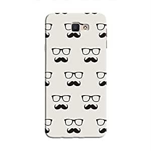 Cover It Up - Hipster Stickers Galaxy J5 PrimeHard Case
