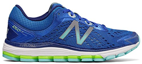 New Balance Women's W1260BW7, Blue, 11 B US