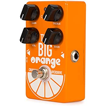caline electric guitar effects pedal overdrive multi distortion pedal acoustic. Black Bedroom Furniture Sets. Home Design Ideas