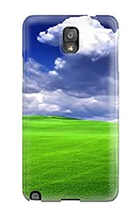 Scratch Free Phone Case For Galaxy Note 3 Retail Packaging P