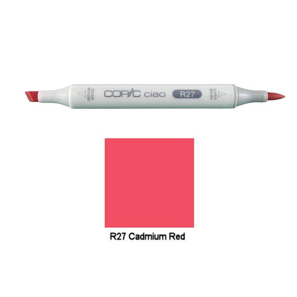 Copic Ciao Cadmium Red