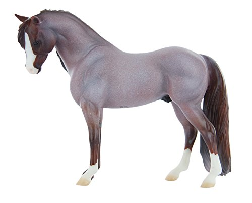 (Breyer Traditional Brookside Pink Magnum - Welsh Pony )