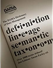 The DAMA Dictionary of Data Management, 2nd Edition
