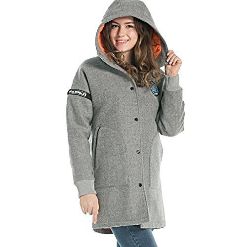 Extreme Pop - Abrigo - para mujer gris