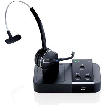 Jabra PRO 9450 EMEA Monoaural gancho de oreja, Diadema Negro auricular con micrófono: Gn: Amazon.es: Electrónica