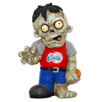 NBA Los Angeles Clippers Pro Team Zombie Figurine by Forever Collectibles