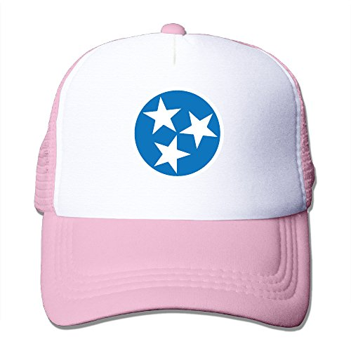 Tennessee Flag Mesh Trucker Cap