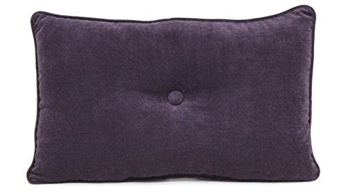 Brentwood Originals 7650 Avalon Pillow, 13 by 20-Inch, Purple - Avalon Bedroom Bedroom Set