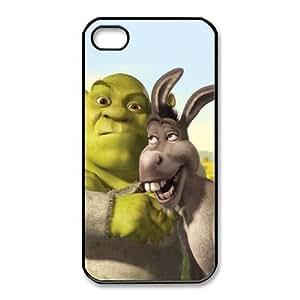 iphone4 4s phone case Black Donkey PGD4513728