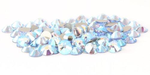 Swarovski Rhinestone Crystal Light Sapphire (SS20 Swarovski Rhinestones - Light Sapphire AB (1 Gross = 144 pieces))