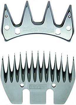 4 Zähne constanta3 Schaf-Schermaschine Obermesser