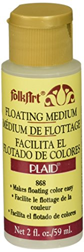 FolkArt Floating Medium (2-Ounce), 868 Acrylic Paint Mediums