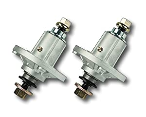 (2) Spindle Assemblies / John Deere GY21098 GY20962 GY20867 GY20454 Fits LA100,110,115,120,125