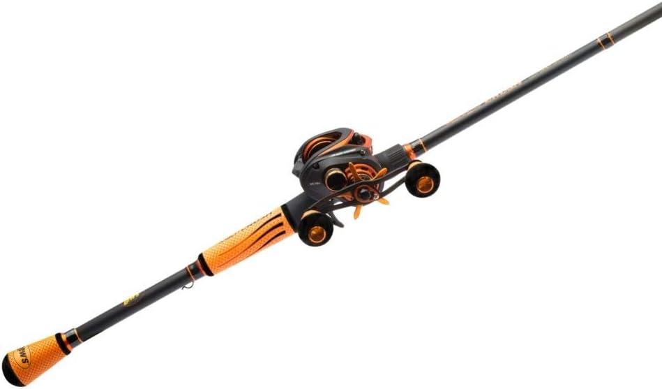 LEW'S FISHING Mach Crush Speed Spool SLP Combo