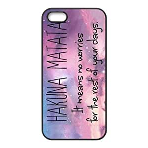 HAKUNAMATATA Phone Case for iPhone 5S Case