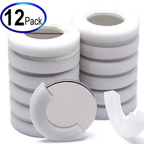 (Non-Shattering Packaging Neodymium Disc Magnets 1.26 x 1/8