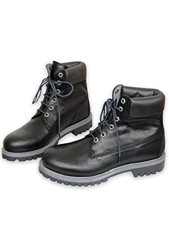 Selected Schuhe Sel North Black Boot Black