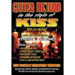 Guitar Method: In the Style of Kiss by Music. Video Prod.