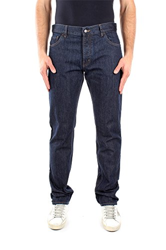 Jeans Prada Hombre Algodón Azul Claro GEP110BLEULIGHT Azul 31 Tight Fit