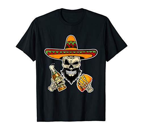 with Tacos and Beer Funny T-Shirt ()