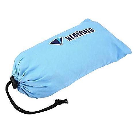Fanyong Mini Saco de Dormir Ultraligero de la Anchura para Acampar Saco de Dormir Caliente: Amazon.es: Deportes y aire libre