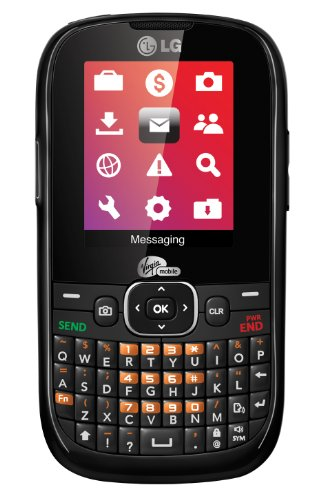 Lg Lg200 Prepaid Phone (Paylo By Virgin Mobile) Noticeable