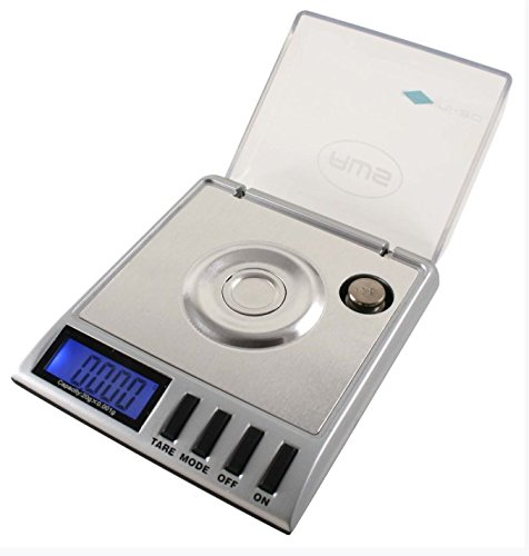 American Weigh Scales GEMINI-20 Portable MilliGram Scale, 20 by 0.001 G by American Weigh (Image #2)