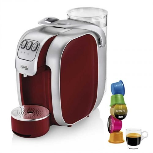 CAFET. CAFFITALY MUREX S07 RED&SILVER STRACTO