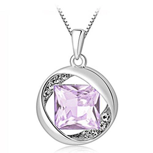 LuxuryLady Tears Pendant Simple Fashion Women Female Necklace