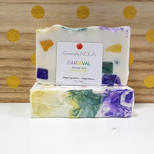 Carnival - Lavender Mint Soap