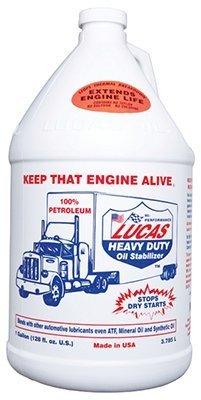 Lucas 10002 4 Pack Heavy Duty Oil