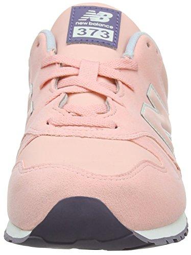 Baskets Rose Enfant Balance 373 Pink Pink Purple New Mixte qwHgnE