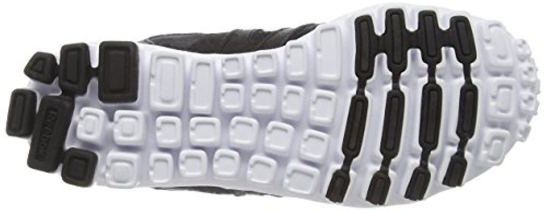 Reebok Boy's Realflex RS 2.0 Cross Trainers - Black/White, Size 4.5