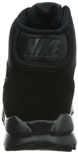 Men's Hoodland Black Black Black Nike Suede Hiking anthracite Shoes Black FEdCCwq