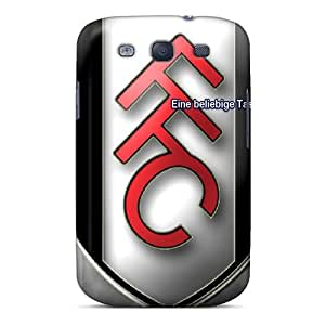 Premium Protection Famous Club Fulham Case Cover For Galaxy S3- Retail Packaging
